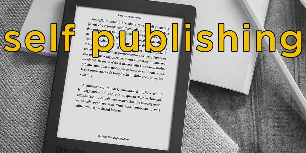 self publishing esterovestizione